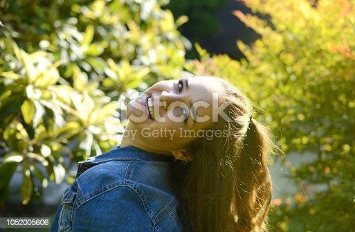 istock Happy Woman 1052005606