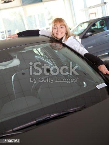 173607342 istock photo Happy Woman 184967937