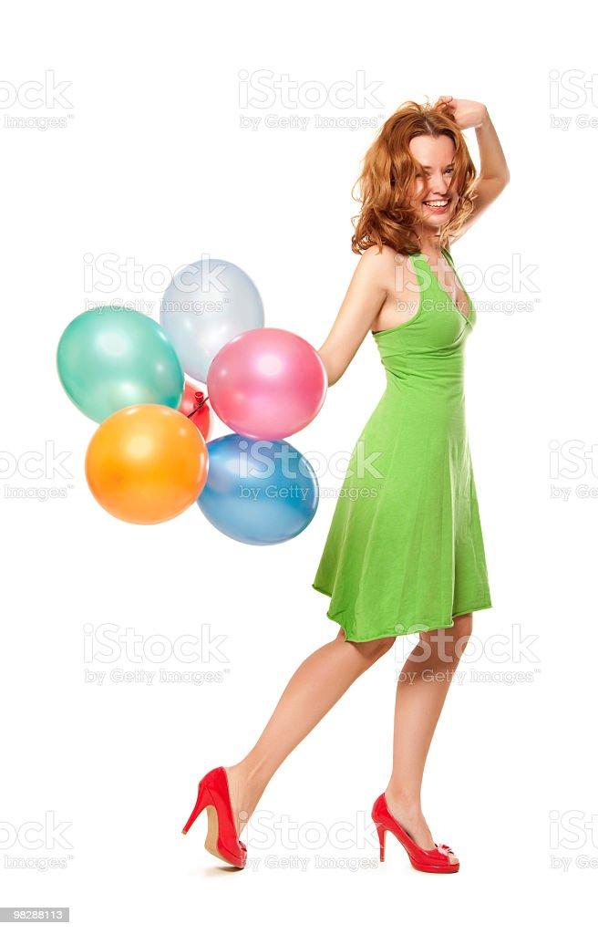 행복함 여성 인물 사진 royalty-free 스톡 사진