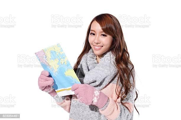 Happy woman travel in winter picture id523354451?b=1&k=6&m=523354451&s=612x612&h=zr9h58pjt wgqchcpwdakznlzphy3bt30xsc i2 bik=