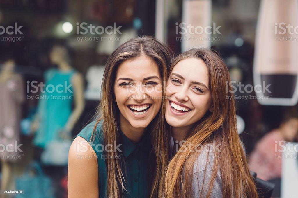 Glückliche Frauen – Foto