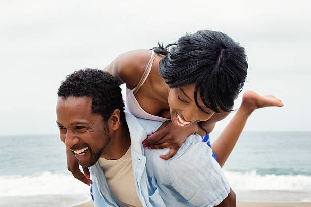 Image result for african american young couples at the beach