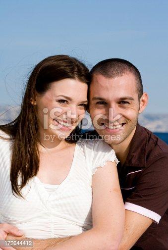 istock Happy Young Couple 172644412