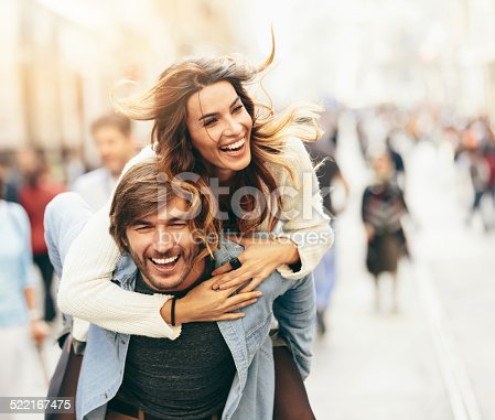 istock Happy young couple 522167475