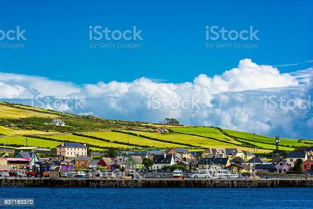 Photo of Harbor at the Coast of Dingle in Ireland