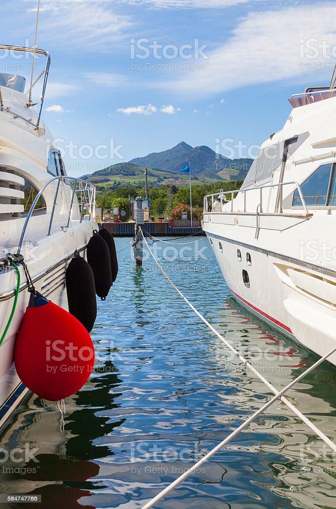 Harbor of Argelès-sur-Mer, France - Photo