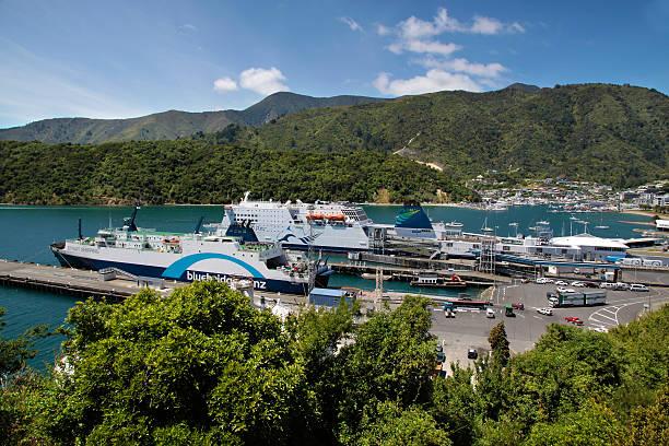 Hafen von Picton – Foto