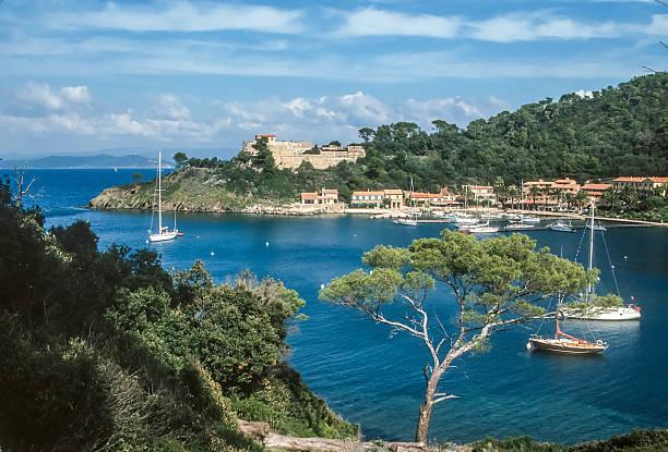 Hafen von Port Cros – Foto