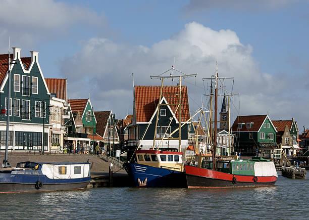 Hafen von Volendam – Foto