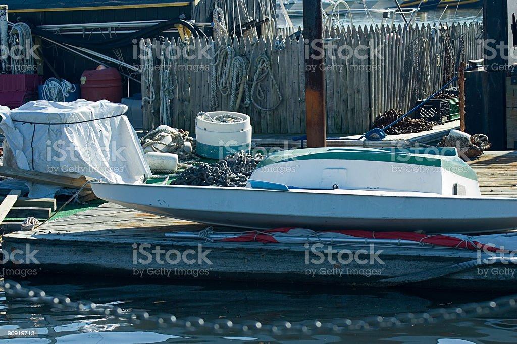 Harbor Series royalty-free stock photo
