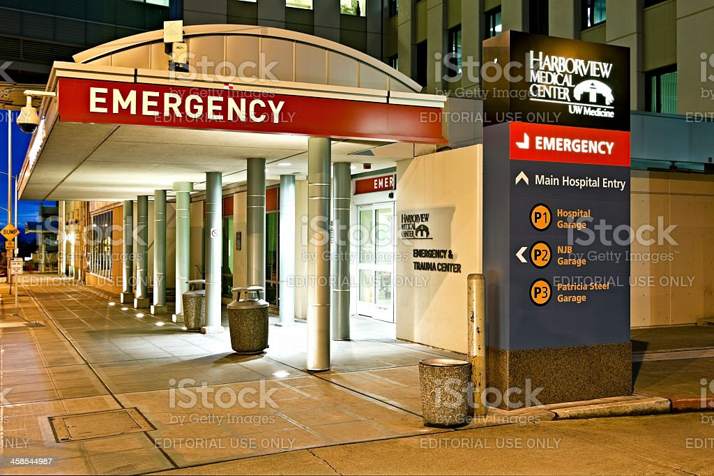 Harborview Medical Center Emergency Stock Photo Amp More