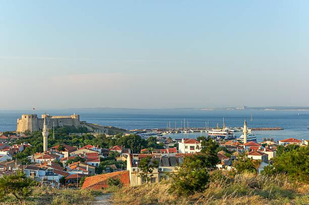 harbour bozcaada Insel canakkale, Türkei – Foto