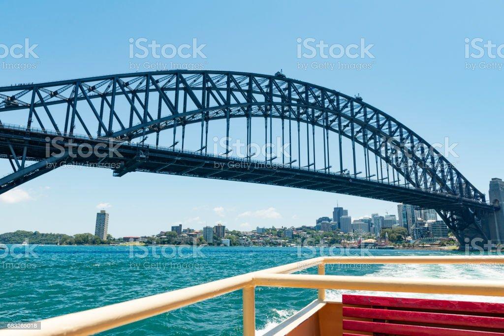 Harbour Bridge 免版稅 stock photo