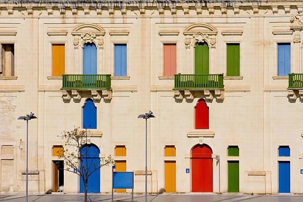 harbour Gebäude in Valetta – Foto