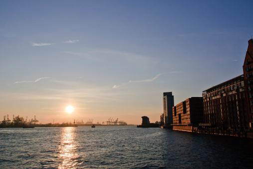Harbour Evening