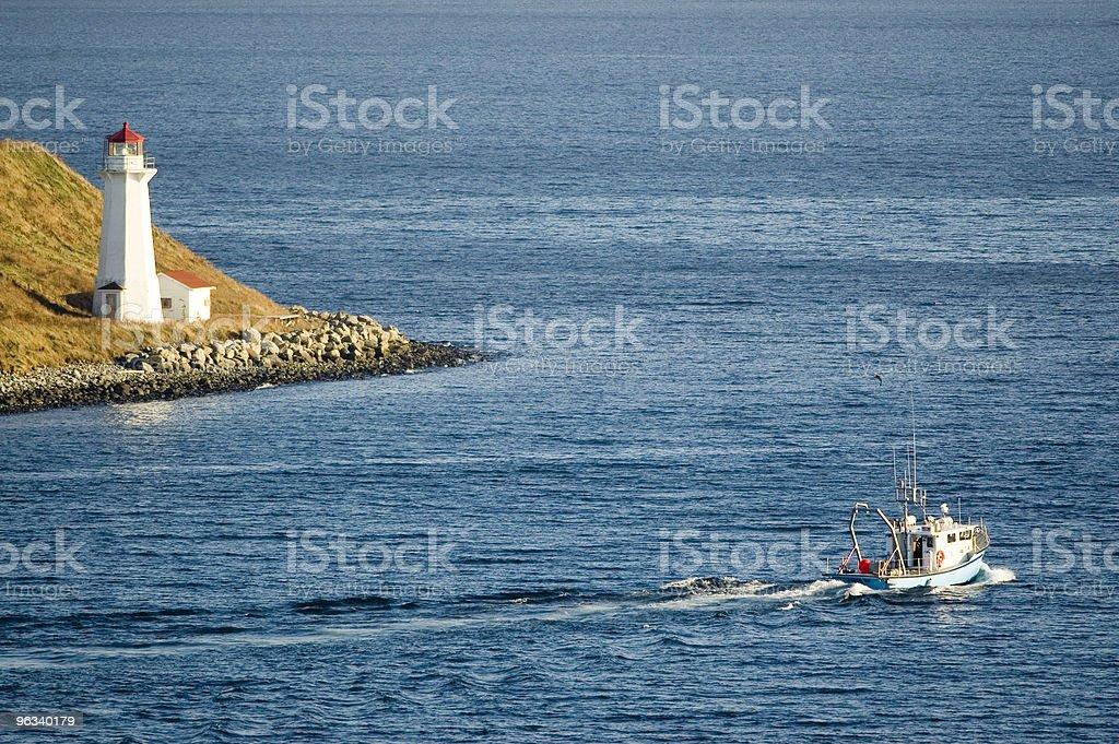 Harbour Lighthouse - Zbiór zdjęć royalty-free (Bez ludzi)