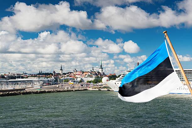 Port de Tallinn, Estonie - Photo