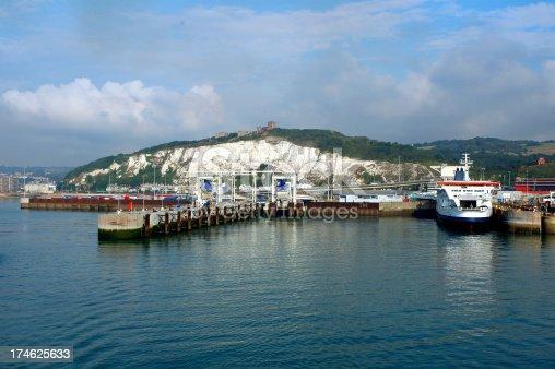 Dover Ferry Port