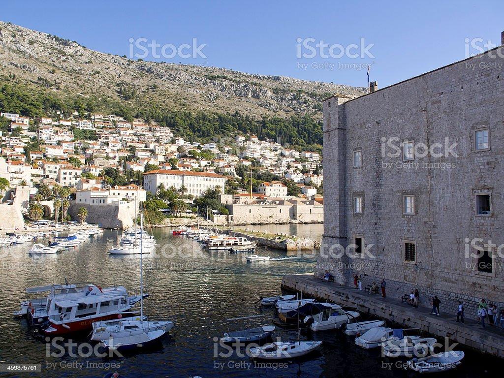 harbour stock photo