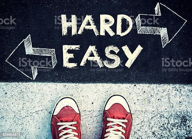 Hard and easy dilemma picture id528954814?b=1&k=6&m=528954814&s=612x612&h=t dghcahkdxxm24u7uw6yicjyzkjfr1jz2 zdn78fro=