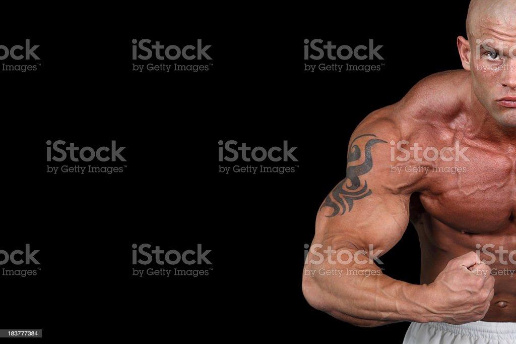 Hard as a rock royalty-free stock photo