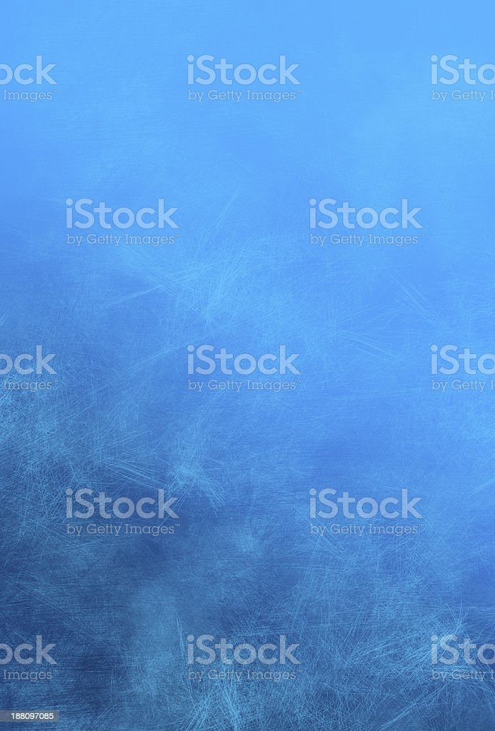 hard blue background stock photo