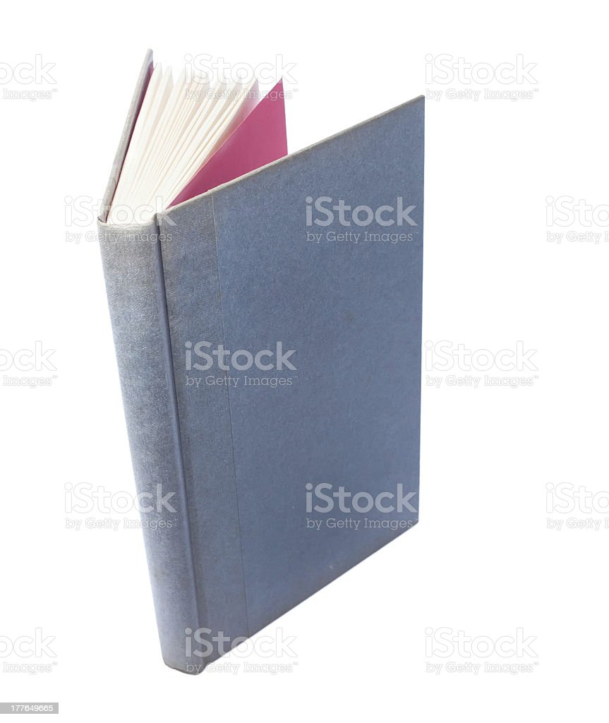 hard book royalty-free stock photo