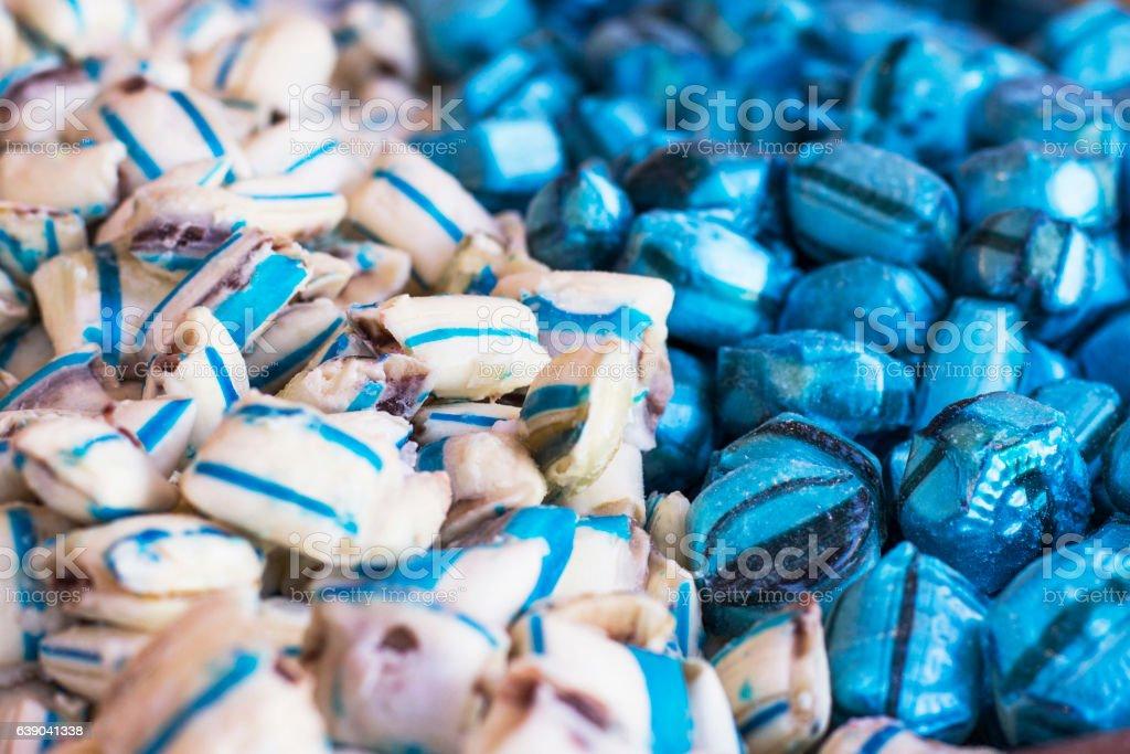 Hard candy blue - Photo