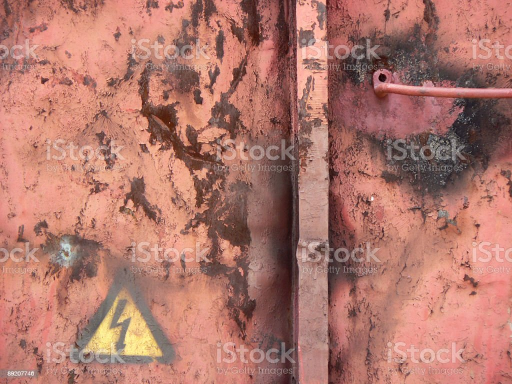 Hard Cargo stock photo