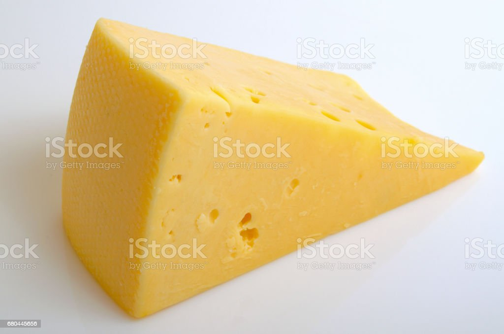 Hard cheese. stock photo