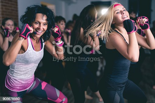 istock Hard dancing to the beat 905678550