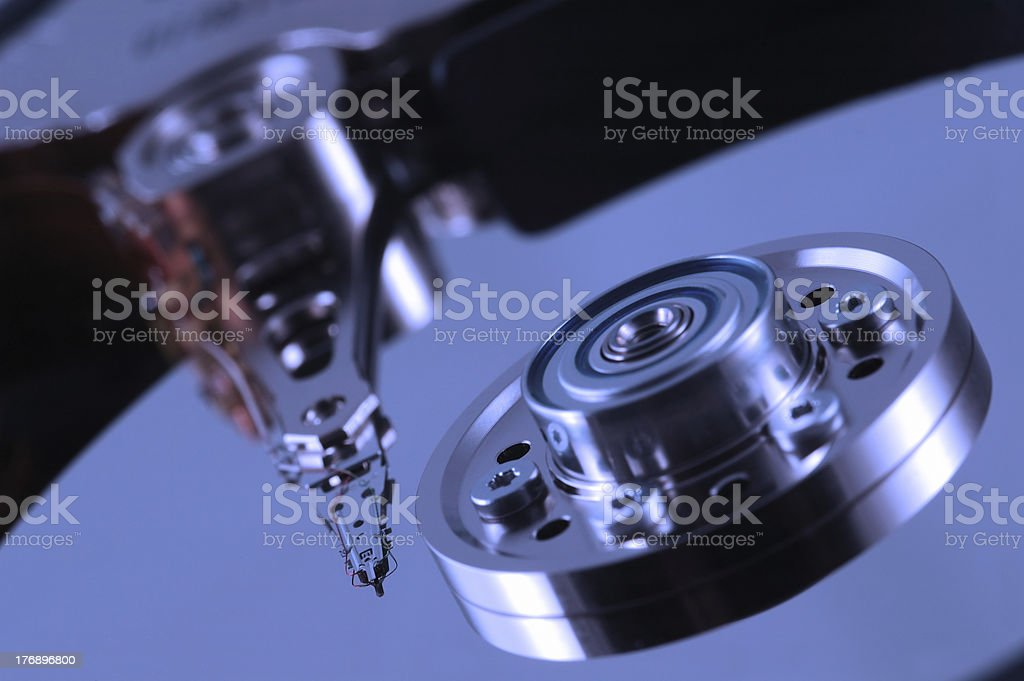 Hard Disk 006 royalty-free stock photo