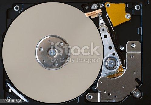 Hard disk drive reading head