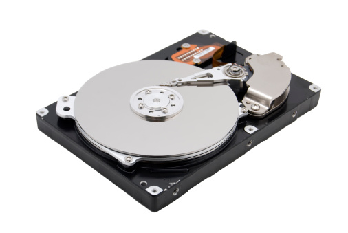 istock hard drive display, repair 121210707