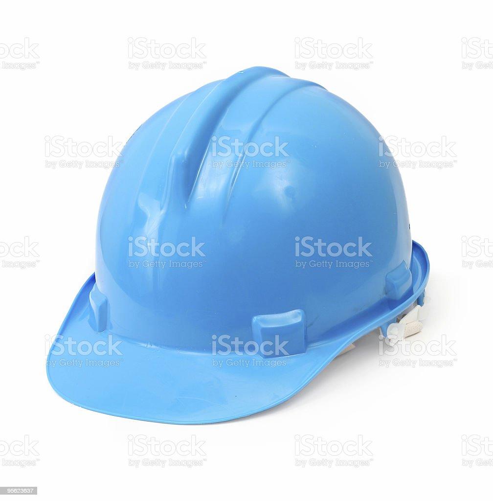 hard hat royalty-free stock photo