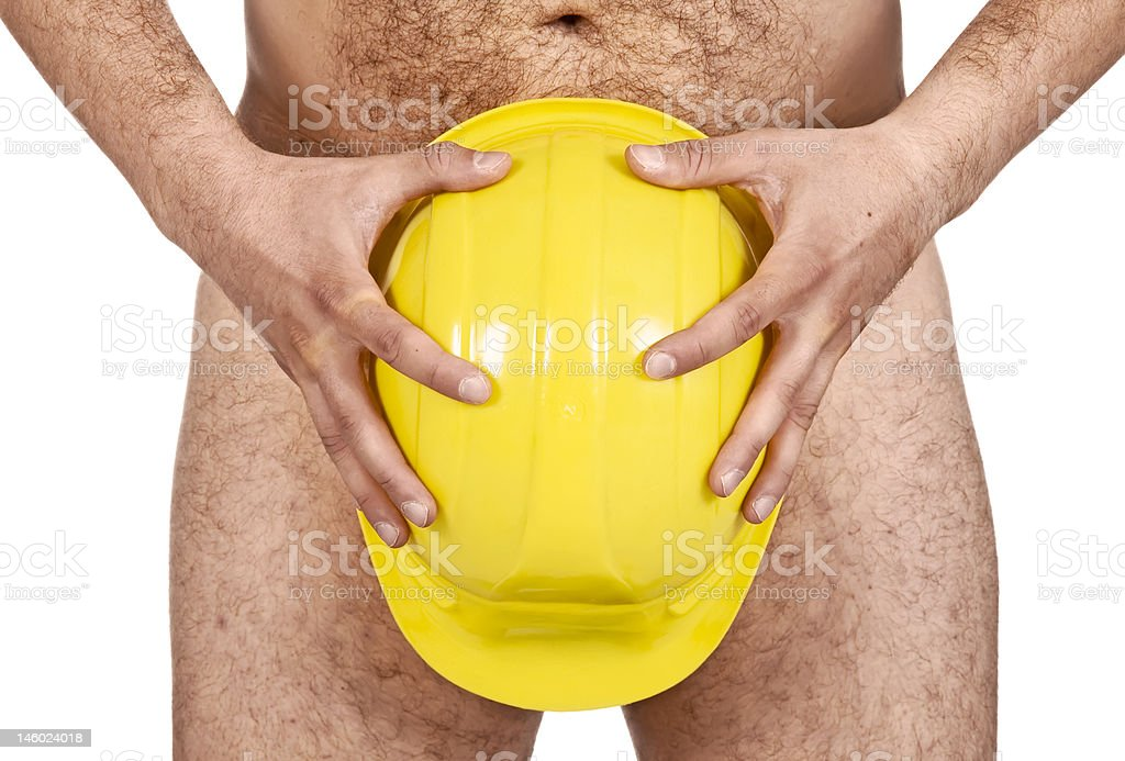 Hard protection royalty-free stock photo