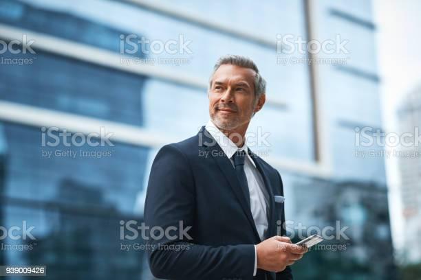 Foto de Muito Trabalho Determinação Persistência Cria Um Chefe e mais fotos de stock de 40-49 anos