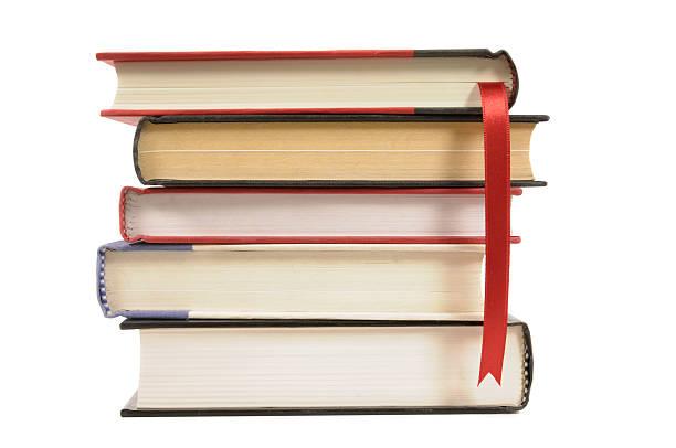 hardback books with bookmark ribbon - 疊 個照片及圖片檔