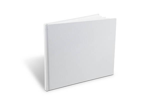 Libro rilegato in piedi - foto stock