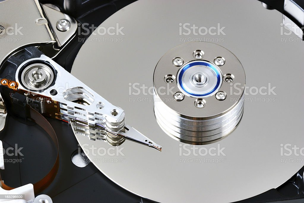HardDrive - 5 royalty-free stock photo