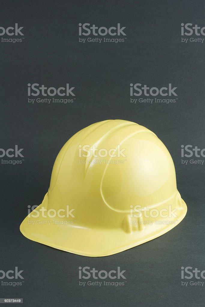 Hardhat Helmet royalty-free stock photo