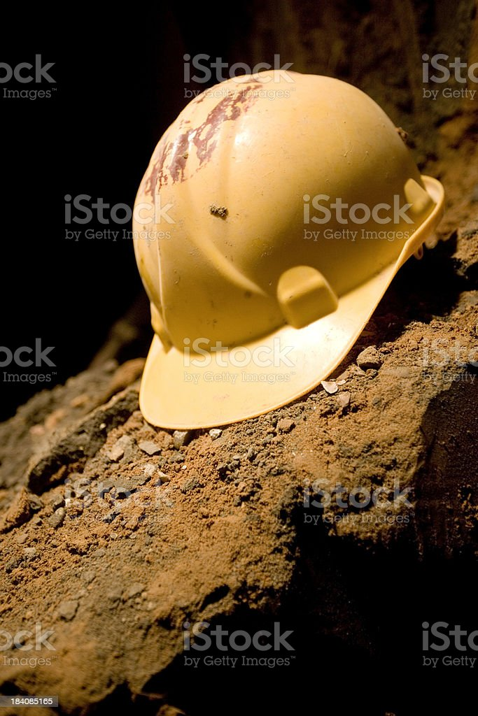 Hardhat royalty-free stock photo