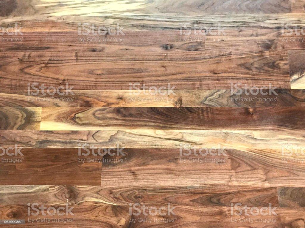 硬木地板 - 免版稅乾淨圖庫照片