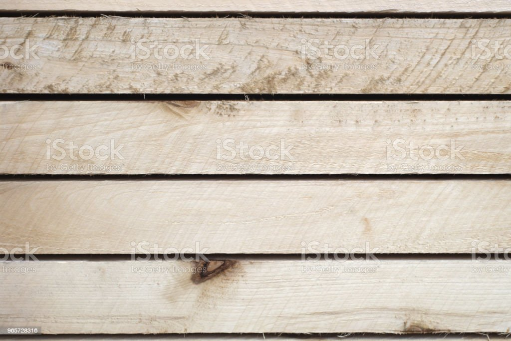 hardwood horizontal planks material texture background natural color wood pattern - Royalty-free Backgrounds Stock Photo