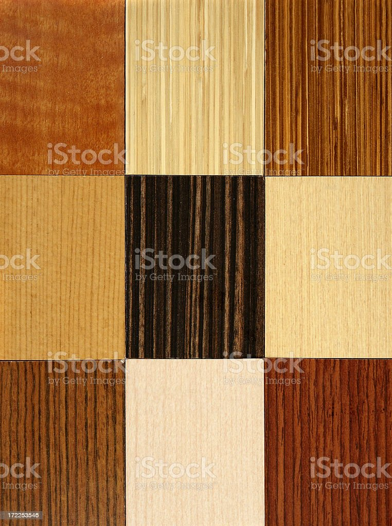 Hardwood royalty-free stock photo