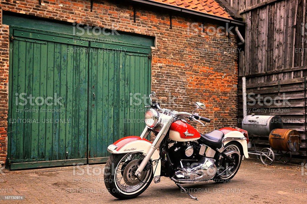 Harley Davidson foto