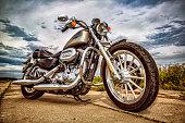 Harley-Davidson - Sportster 883 Low