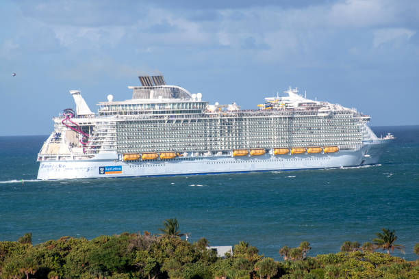 Harmony of the Seas ab Fort Lauderdale – Foto