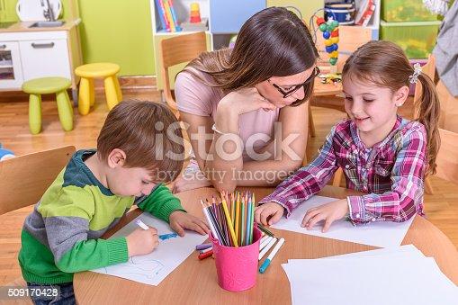 639271192istockphoto Harnessing Creativity in the Kindergarten and Preschool 509170428