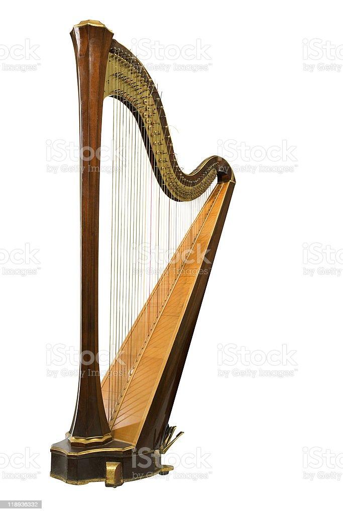 Harp - Royalty-free Classical Music Stock Photo